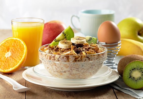 Begin with Breakfast